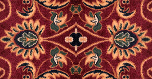 Carpet 1. Pattern of a carpet Royalty Free Stock Photo