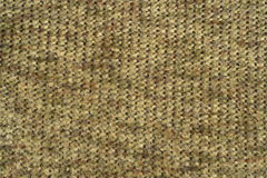 Carpet 2. The green cozy material close-up shot Stock Photo