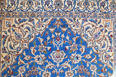 Carpet. Image of handmade persian carpet royalty free stock photos