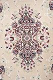 Carpet in Arab style Stock Images