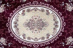 Carpet in Arab style Royalty Free Stock Photo