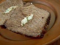 Carpet Bag Steak Stock Images