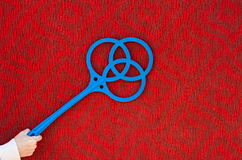 Carpet beater Stock Photos