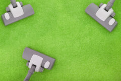 Carpet cleaning Royalty Free Stock Images