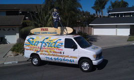 Carpet Cleaning Huntington Beach Stock Photos