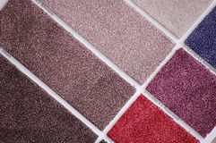 Carpet collection Royalty Free Stock Image