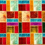 Colorful Carpet Royalty Free Stock Photo