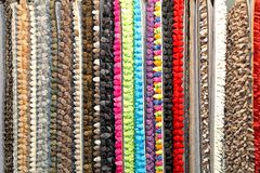 Carpet colors Stock Images