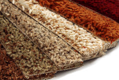 Carpet coverings Royalty Free Stock Images