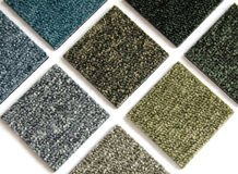 Carpet coverings Royalty Free Stock Image