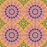 Carpet decoration pattern Stock Image