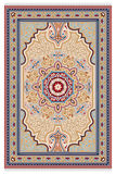 Carpet. Detailed illustration of a carpet stock illustration
