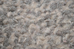 Carpet fibre texture close up Royalty Free Stock Images