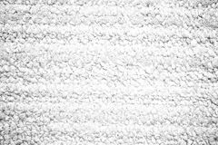 Carpet floor texture Soft tone White color Royalty Free Stock Photography