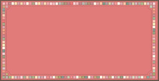Web background for business design. Background for business design, folders, website, banners, greeting cards. The background is the color of brick with small Royalty Free Stock Images