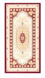 Carpet Frame Art Retro Design Royalty Free Stock Images