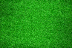Carpet of green artificial  grass Royalty Free Stock Photos