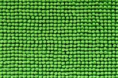 Carpet. Green carpet texture close up stock photo