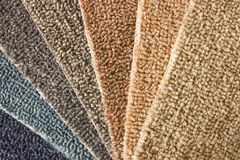 Carpet Guide Fan Royalty Free Stock Photography