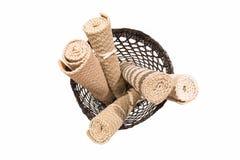Free Carpet In Basket Royalty Free Stock Photo - 72291515