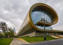 Carpet museum in Baku Royalty Free Stock Image