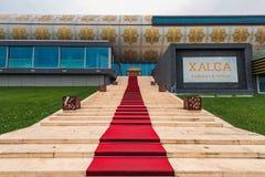 Carpet museum in Baku Royalty Free Stock Photo