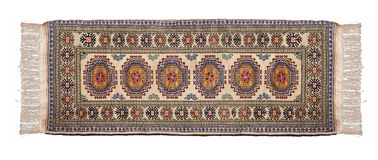 Carpet oriental Stock Photo