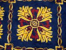 Carpet ornaments Stock Images