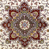 Carpet pattern Royalty Free Stock Images