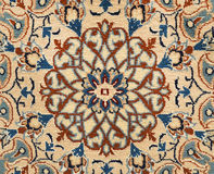 Carpet pattern Stock Images