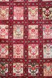 Carpet with pattern. Beautiful turkish carpet with pattern stock photos