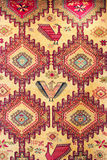 Carpet with pattern. Beautiful turkish carpet with pattern royalty free stock images