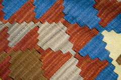 Carpet pattern Stock Photography
