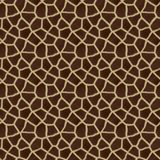 Carpet. A carpet pattern different shaped brown Royalty Free Stock Photos