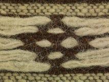 Carpet patterned background Stock Images