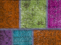 Carpet or rug Royalty Free Stock Photo