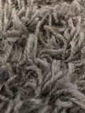 Carpet rug fibers Royalty Free Stock Photo