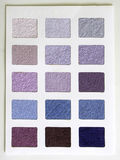 Carpet samplar Royalty Free Stock Photos