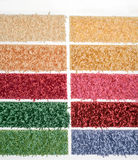 Carpet sampler Royalty Free Stock Photos