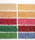 Carpet sampler Royalty Free Stock Photos