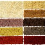 Carpet Sampler Royalty Free Stock Image