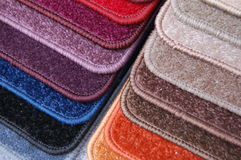 Free Carpet Samples Stock Image - 12303931