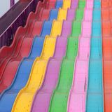 Carpet Slide Royalty Free Stock Photo