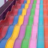 Carpet Slide. Rug slide on Midway at Calgary Stampede. Calgary, Alberta, Canada Royalty Free Stock Photo