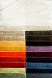Carpet swatch Stock Photography