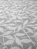 Carpet texture. Grey carpet in leaf texture background Stock Photography
