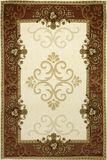 Carpet. A woven vintage oriental carpet Royalty Free Stock Photo