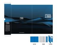 Carpeta corporativa Imagenes de archivo