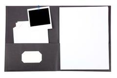 Carpeta de fichero Fotos de archivo libres de regalías