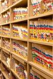 Carpetas de la demanda de seguro Imagen de archivo libre de regalías